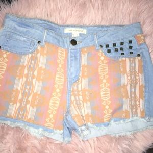 Forever 21 High Wasted Shorts